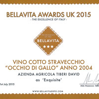Bellavita Awards UK 2015